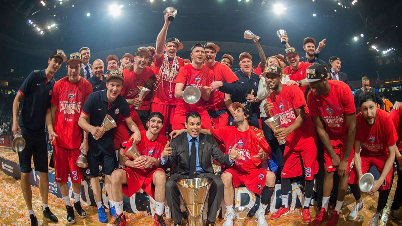 euroleague basketball winners