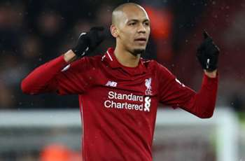 Fabinho was 'absolutely outstanding' against Manchester United, says Klopp