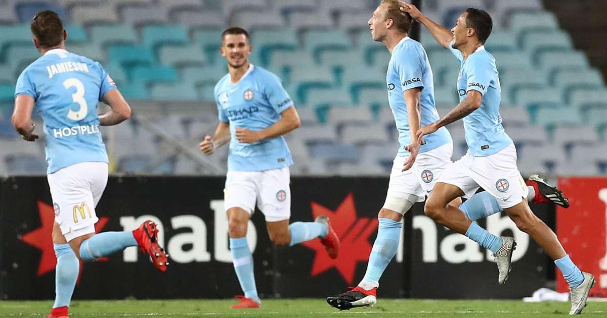 1ab3f0c3b2c Western Sydney Wanderers 0 Melbourne City 2: Galekovic inspires 10 men