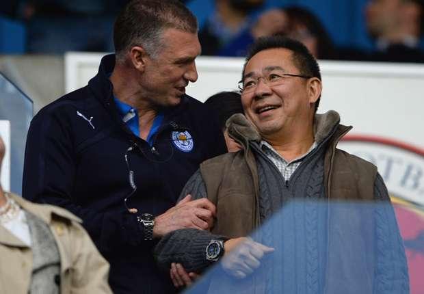 Leicester owner Vichai Srivaddhanaprabha