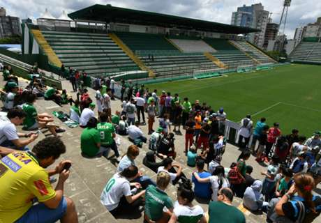 Clubs to loan players to Chapecoense