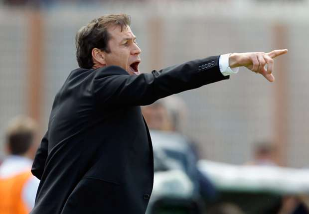 Garcia: Patience key to Fiorentina victory