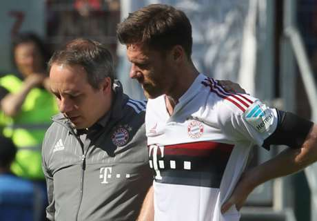 Alonso wants to retire at Bayern