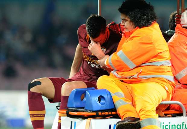 Strootman surgery 'a complete success'