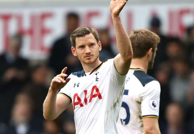 Tottenham won't give up on title, insists Vertonghen
