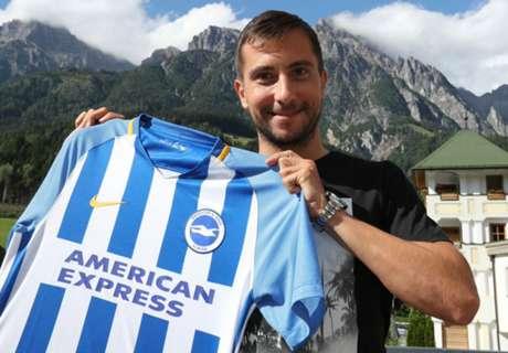 Brighton seal Suttner signing