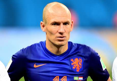 Robben on 'nightmare' Bulgaria loss