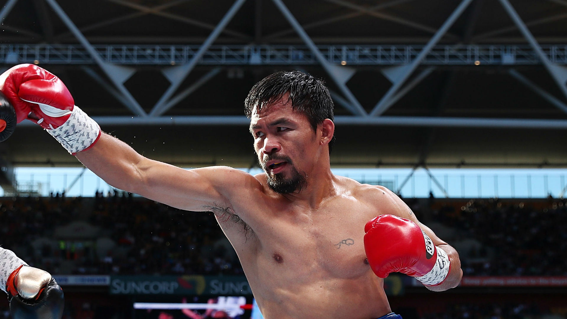 Pacquiao dreams of a farewell fight before home fans