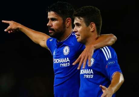 Oscar endorses China for Costa