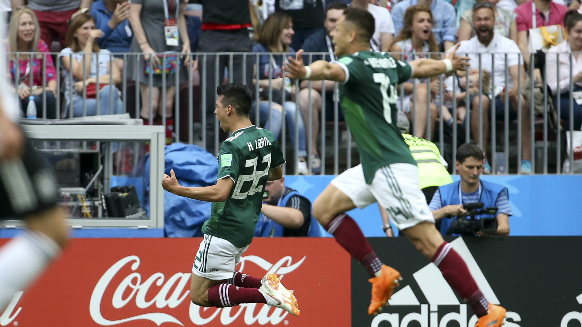 World Cup 2018: Germany struggles with generation gap in loss to Mexico