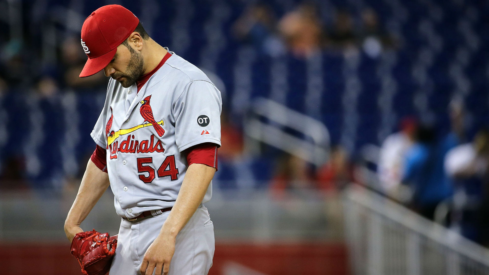Jaime Garcia back to disabled list, this time with groin strain
