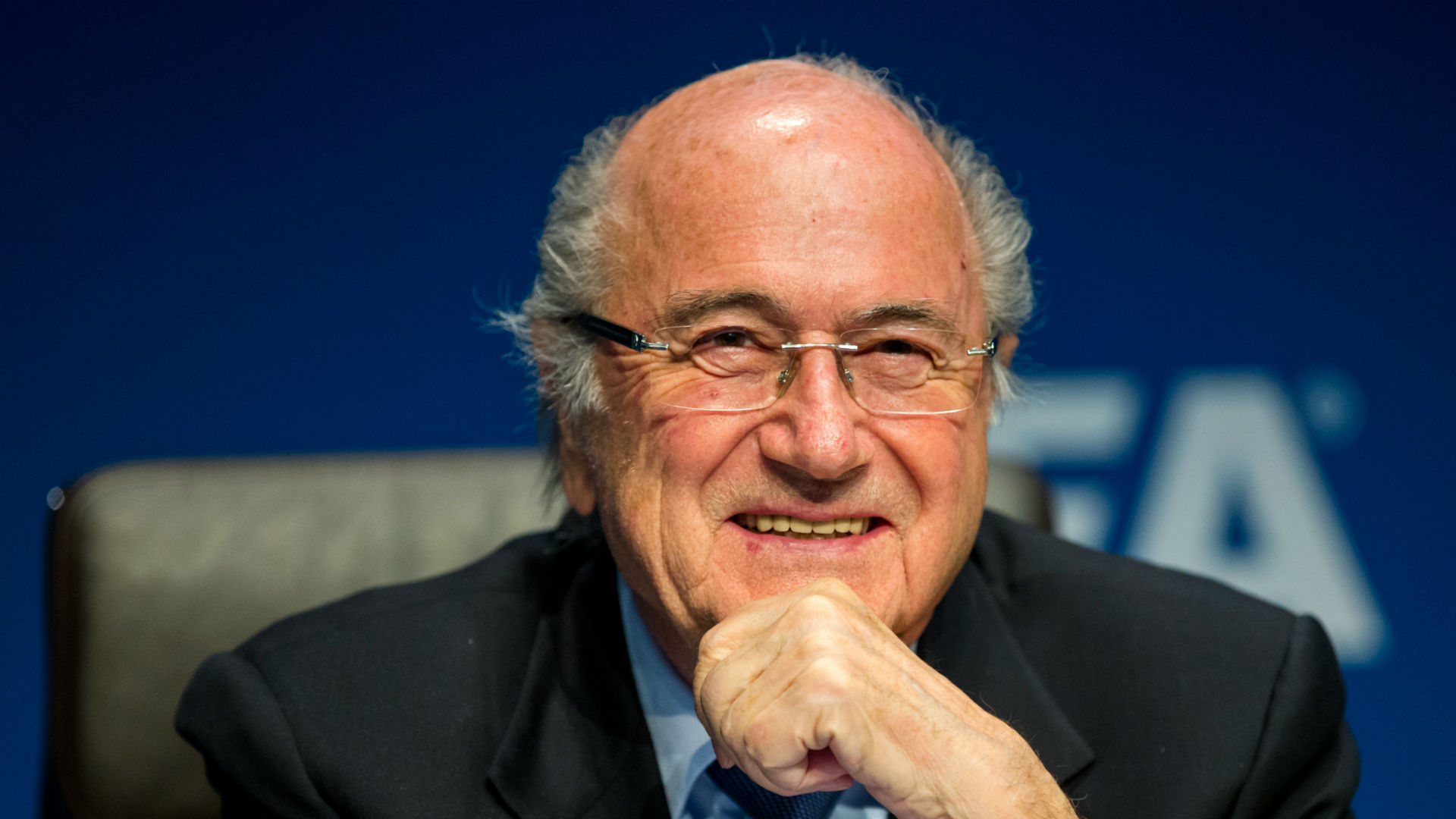 Defiant FIFA chief Sepp Blatter challenges accusers to prove corruption claims