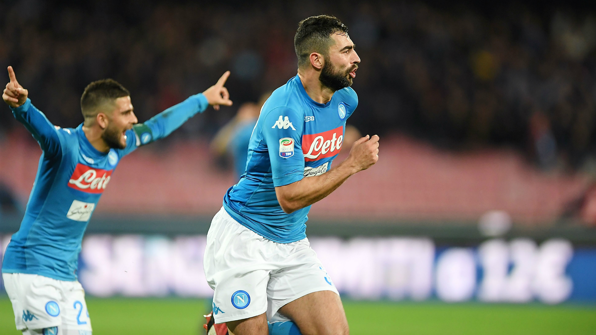 Napoli Causing Juventus Problems As Sarri Revels In Crucial Win