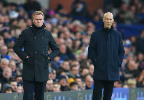 Koeman angry at Everton performance