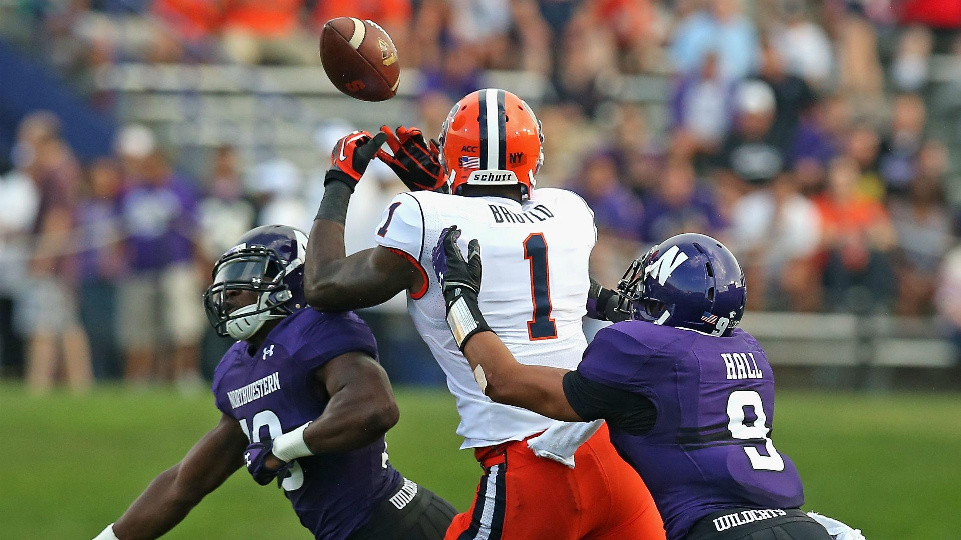 Syracuse parts ways with 2013 leading receiver Ashton Broyld
