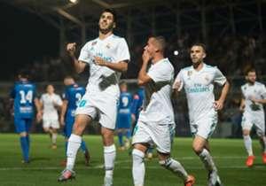 Isco y Asensio marcan al Leganés, la apuesta con el 'Madrid B' en la Copa del Rey