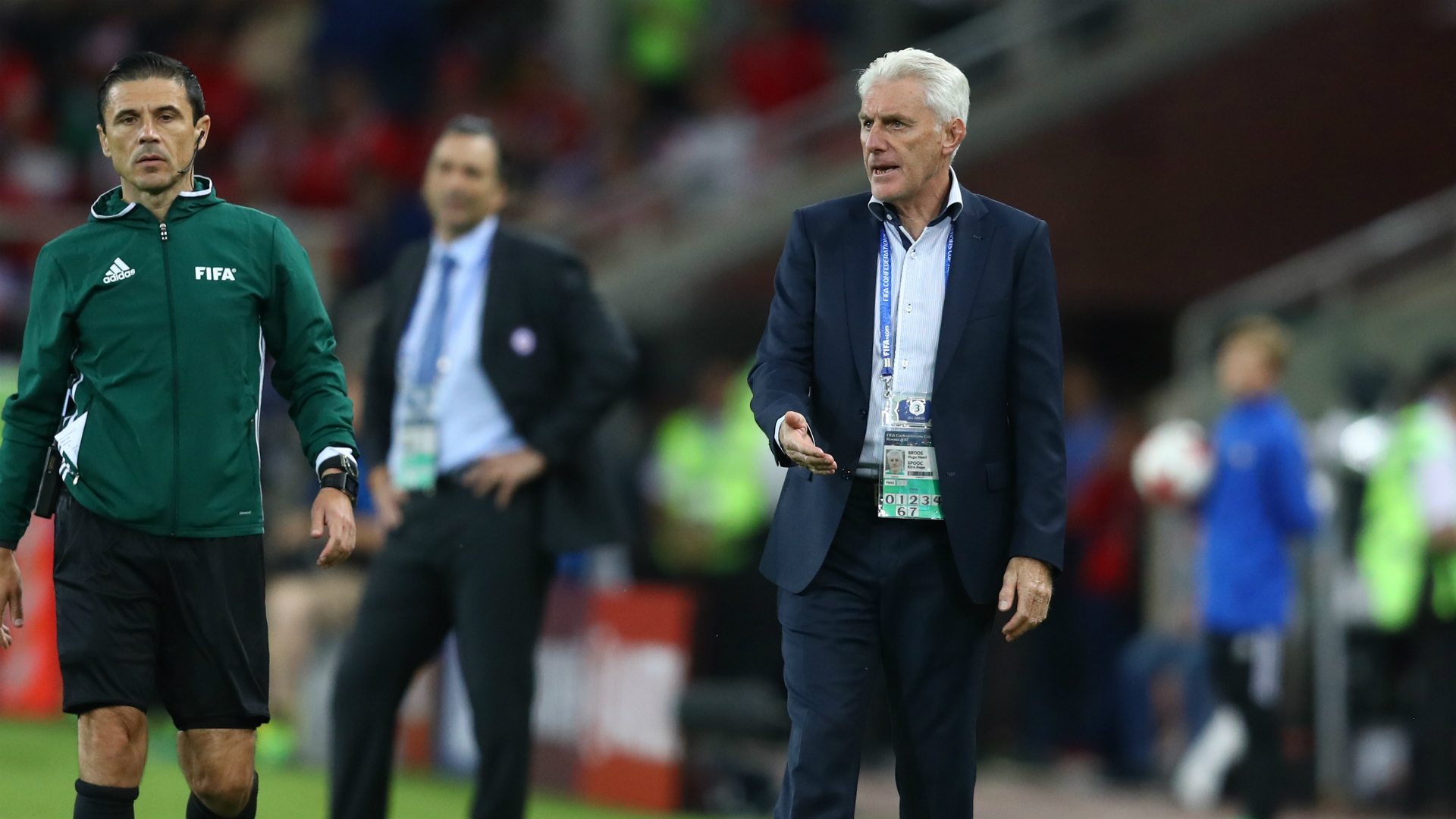 Confed Cup: Germany hold Chile to 1-1 draw