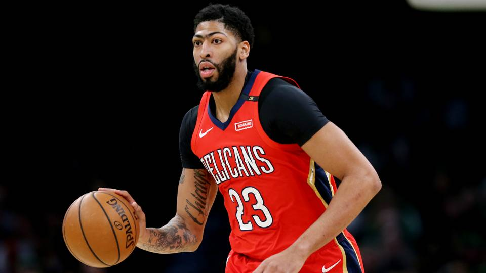 440f37e56f2 NBA trade rumors  Lakers  first offer for Anthony Davis includes Lonzo  Ball