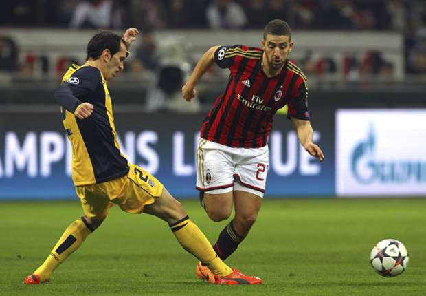AC Milan not out of Champions League yet, insists Taarabt