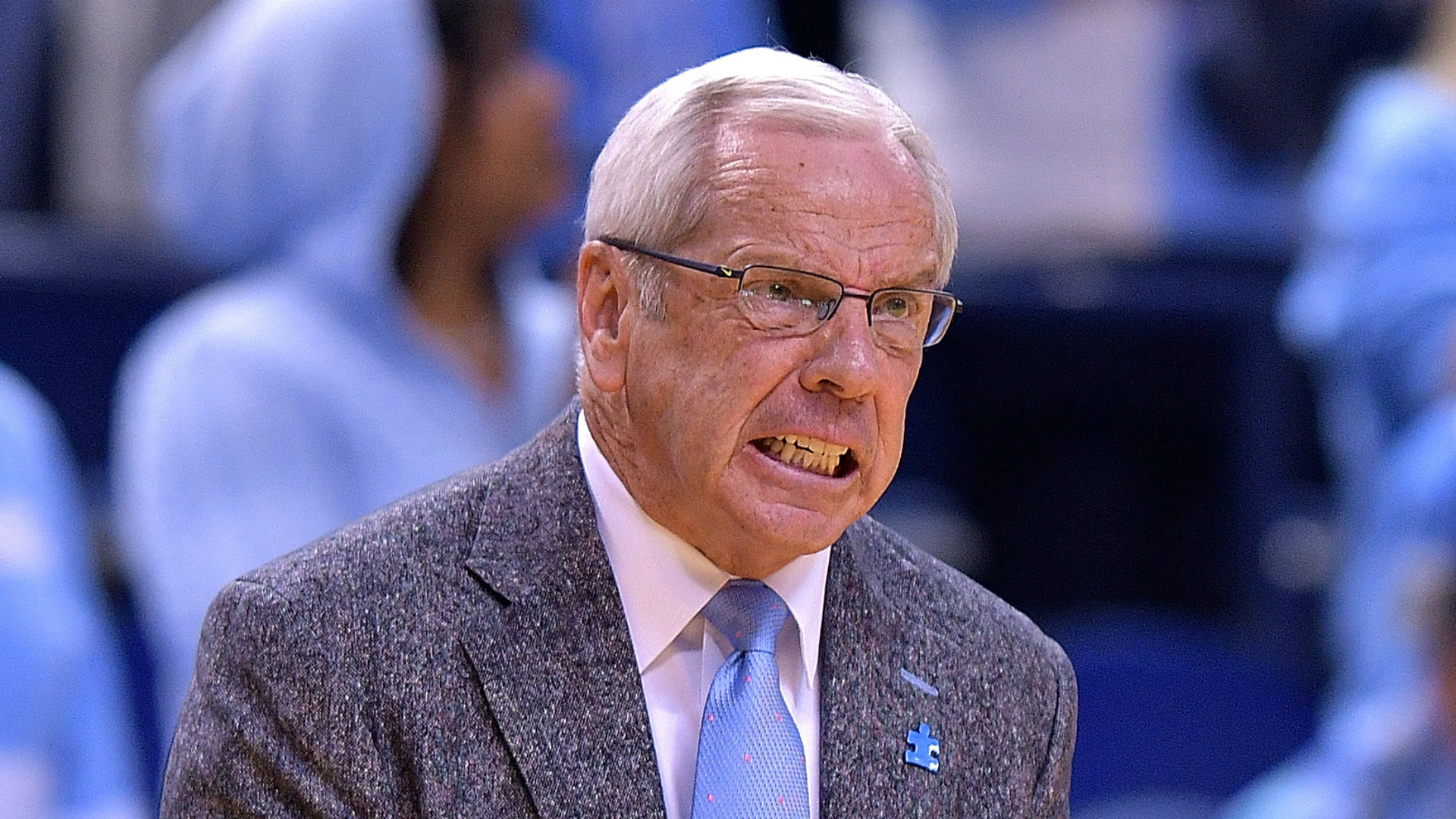 Roy Williams calls Maryland president 'a double idiot' | NCAA Basketball | Sporting News
