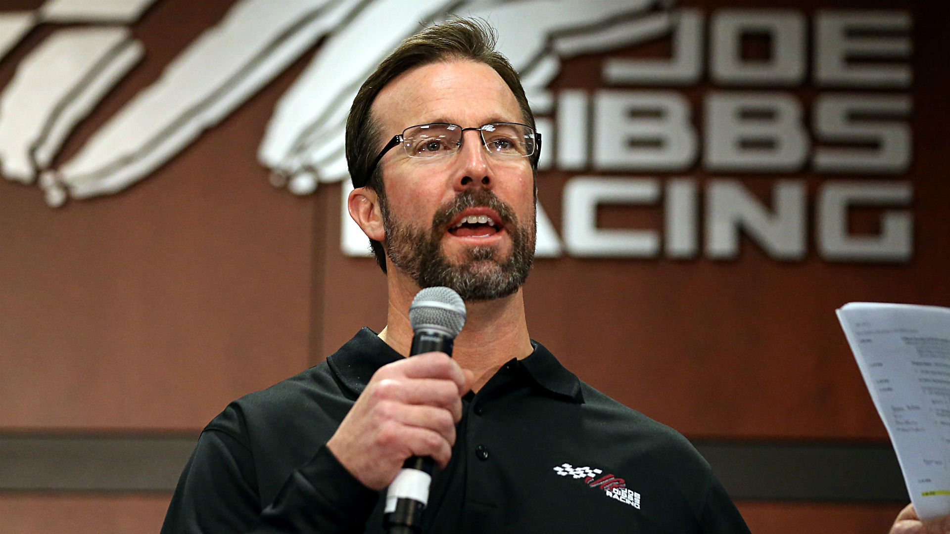 Daytona 500: Late J.D. Gibbs to be honored with tribute during Lap 11