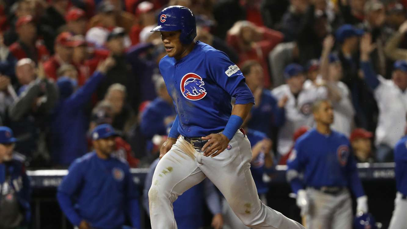Cubs edge Nationals to clinch series