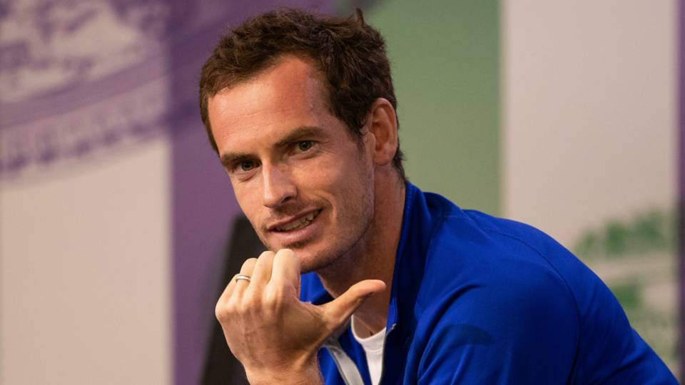 Andy Murray appears to tweak Trump: 'Got to be careful what you say' in D.C.