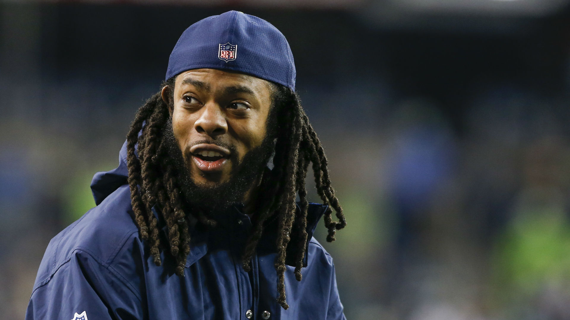 Richard Sherman Rips New NFL Hit Rule on Twitter