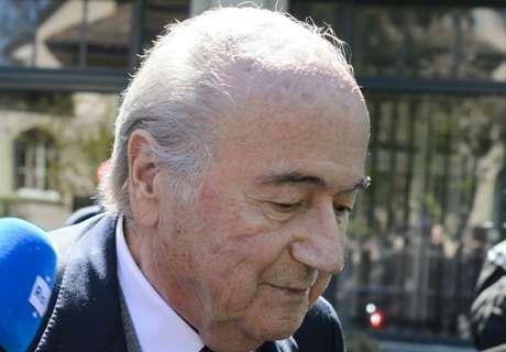 Date set for Blatter's CAS appeal