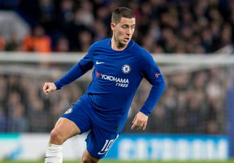 Chelsea must show ambition or risk losing Hazard