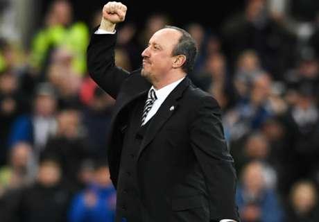 Benitez unsure of Newcastle future