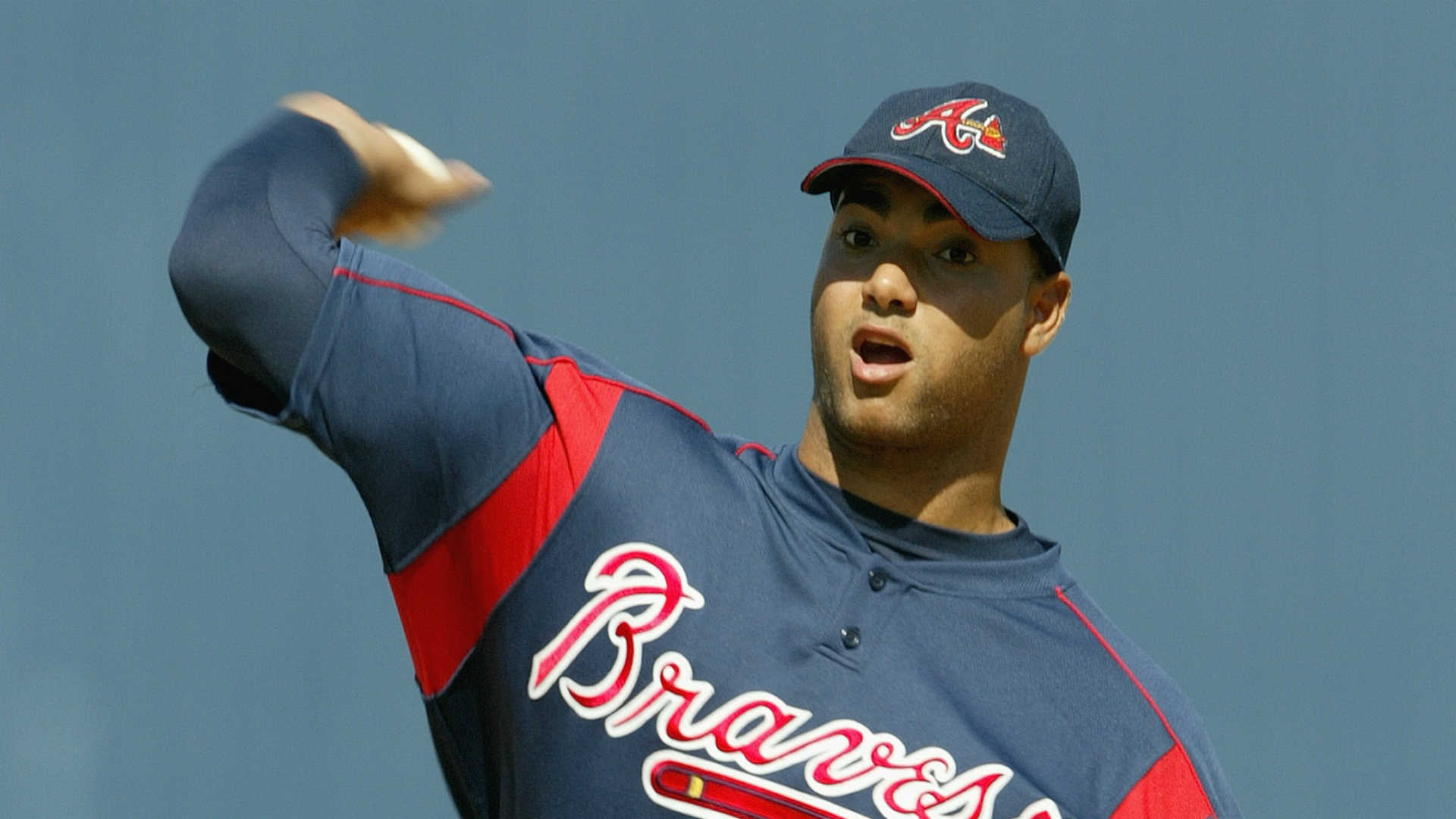 Former Braves pitcher Jose Capellan