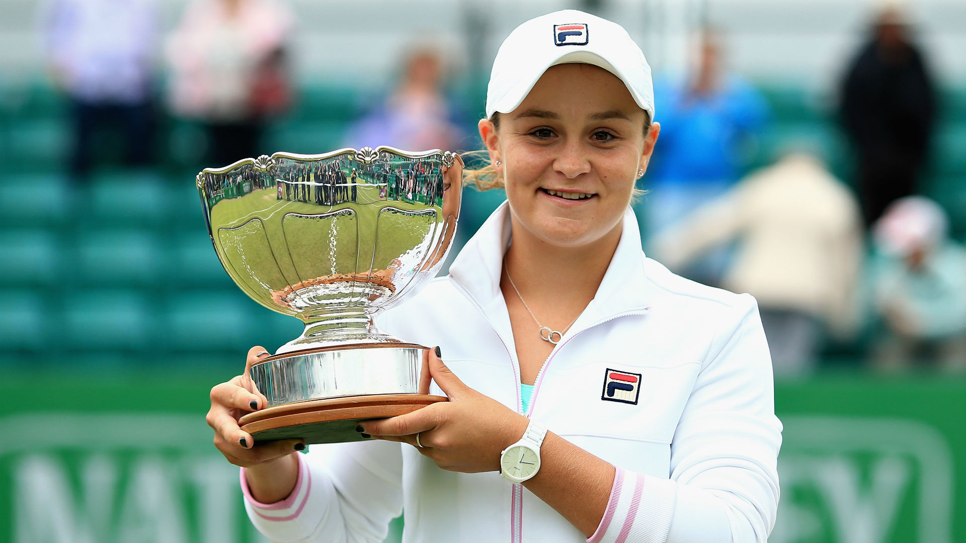 Johanna Konta reaches final of Nottingham Open
