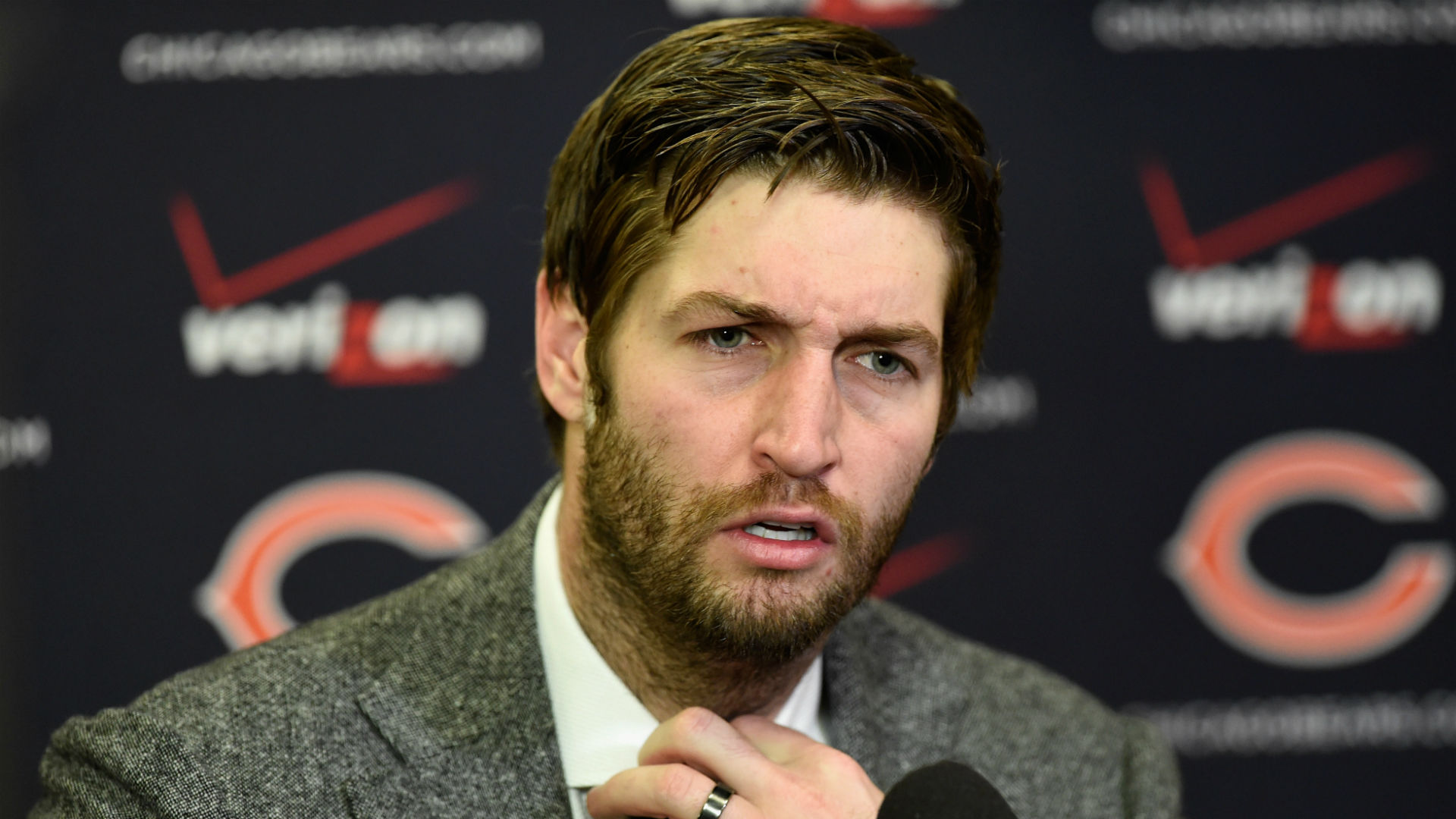 Jay Cutler Doesnu0027t Care (and Thatu0027s A Good Thing), His TV Partner Says |  NFL | Sporting News Part 69