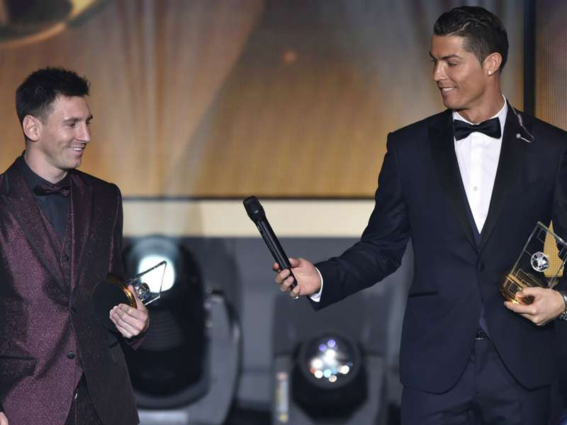 Zidane: Messi rivalry helps Ronaldo