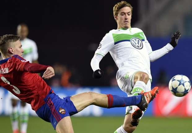 ไฮไลท์  CSKA Moscow 0 - 2 Wolfsburg