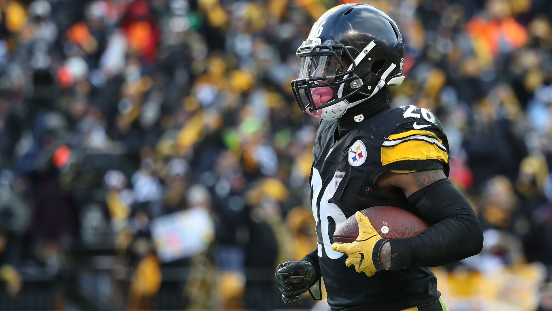 National Football League investigating injury status of Steelers' Bell before AFC game