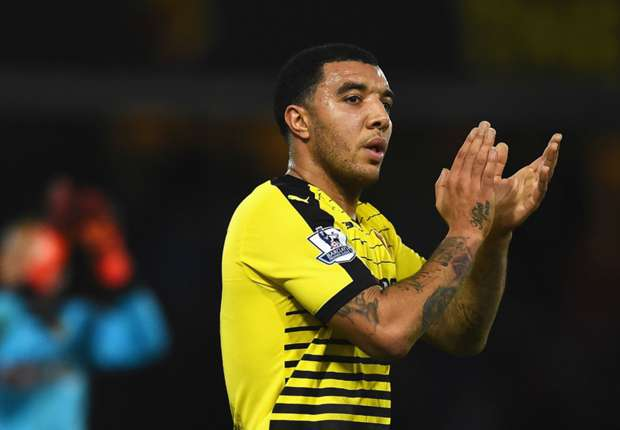 Deeney rules out Arsenal move in January
