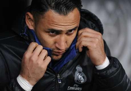 Con Keylor Navas y Luca Zidane lesionados, es momento para Moha