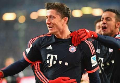 Lewandowski: Bayern fell asleep