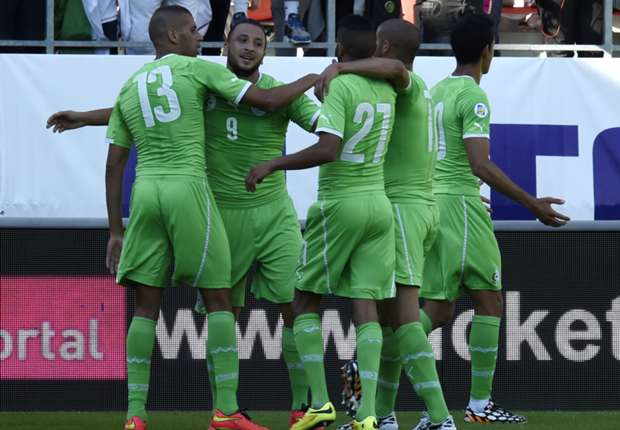 Algeria 3-1 Armenia: Ghilas on target in morale-boosting friendly win