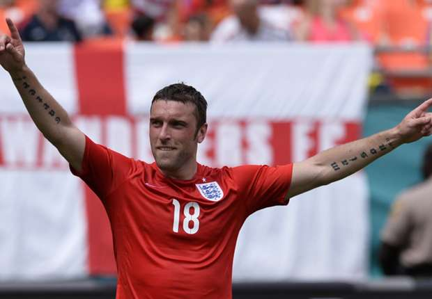 Lambert excited to link up with 'world-class' Gerrard