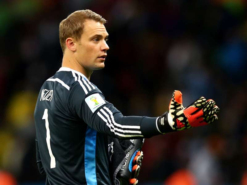 Neuer: Germany not happy with form but winning all that matters