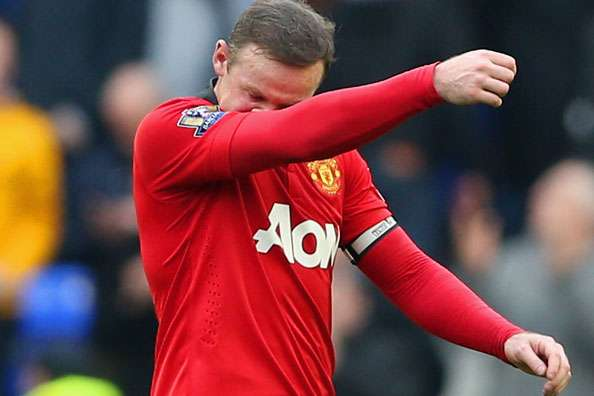 Wayne Rooney: 'We're making it hard for ourselves'