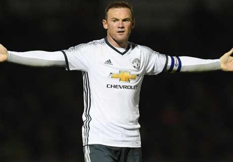 Rooney Masih Punya Andil Di United