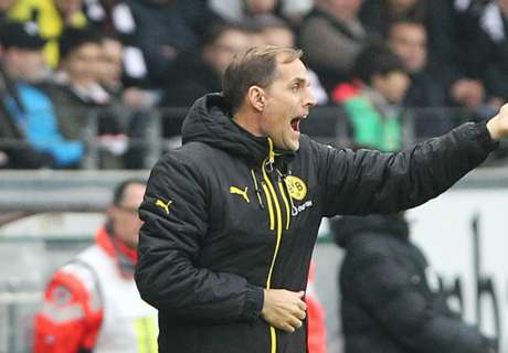 Tuchel: BVB display was one big flaw
