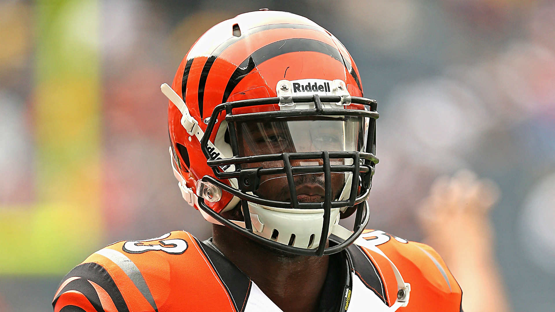 Michael Johnson carted off Bengals practice field with apparent knee injury