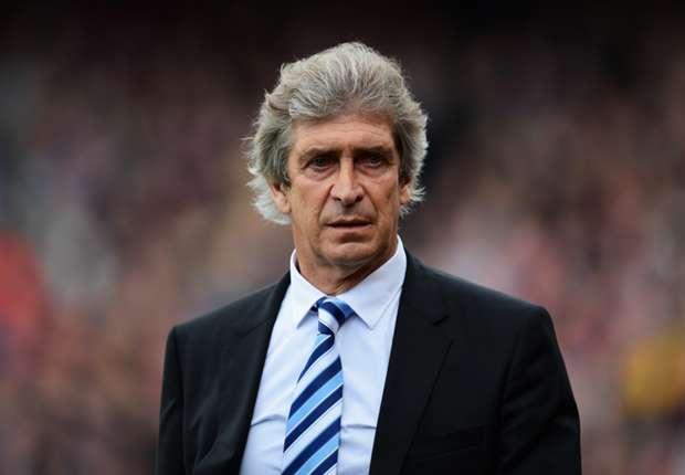 Pellegrini's calmness helps Manchester City - Silva