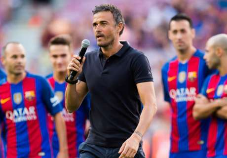 Enrique: Barca is team to beat