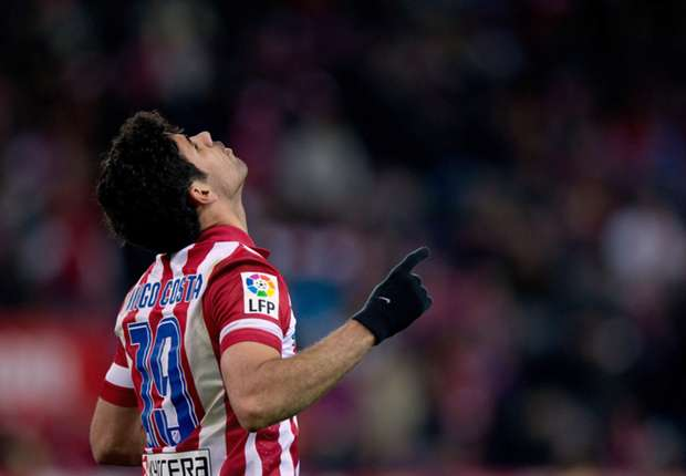 Diego Costa sigue en estado de gracia